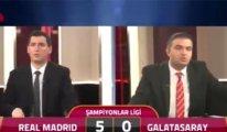 Galatasaray TV'den: 5'e razıydık...