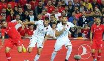 A Milli Futbol Takımı'nın kadrosu açıklandı