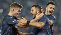 Trabzonspor penaltıdan gelen golle güldü