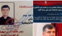 [FLAŞ] IŞİD, bir rahibi ve babasını öldürdü