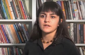 KHK TV muhabiri Büşra Taşkın gözaltında