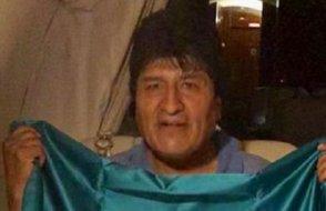 Bolivya'da darbeyle devrilen Morales Meksika'ya iltica etti