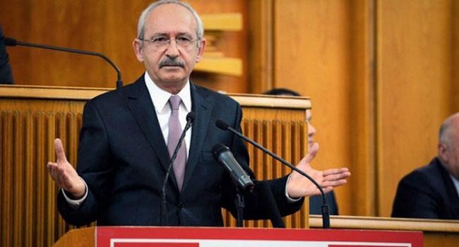 Kılıçdaroğlu, Ahmet Altan'ı unutmadı