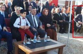 Sinop'ta protokol skandalı yaşandı