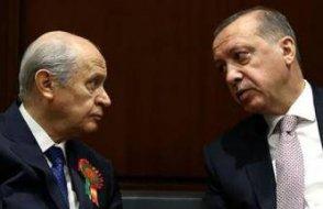 Erdoğan şaşırtmadı: Bahçeli'nin AYM çıkışına destek verdi