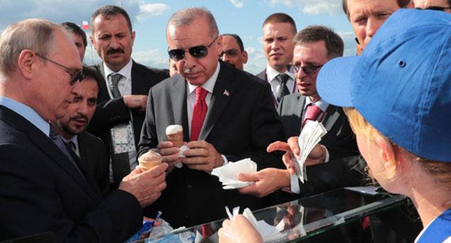 'Erdoğan sert görünse de esnek biri'