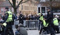 Norveç'te İslam karşıtı gösteri