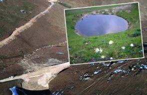 Göl kurutulduktan sonra 'sit alanı' kararı çıktı