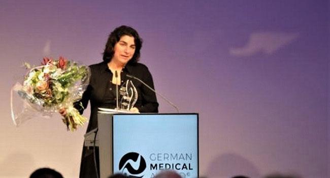 Dr. Dilek Gürsoy'a 2'nci ödül
