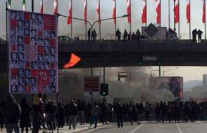 [FLAŞ] İran'da olaylar bitmiyor: 106 ölü