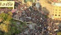 Irak'ta gözaltına alınan 2 bin 400 eylemci serbest bırakıldı