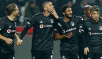 Beşiktaş'ı Burak Yılmaz kurtardı