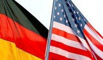 Almanya'dan ABD'nin isteğine ret