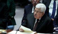 Filistin'den İsrail ile 'barış' açıklaması