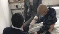 Kanser hastası 8 yaşındaki Ahmet'in annesi: Oğlum gözümün önünde eriyor, çok çaresizim