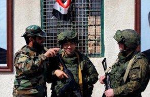 Suriye ordusu Afrin sınırına dayandı