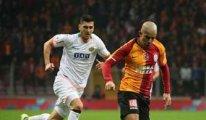 Galatasaray, Ziraat Türkiye Kupası'na bir golle veda etti