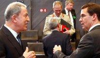 [FLAŞ] Akar'dan kritik NATO görüşmesi