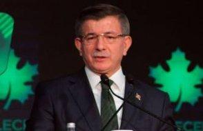 Davutoğlu'ndan hükümete sert eleştiri