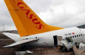 Sabiha Gökçen'de pistten çıkan Pegasus uçağının kaptan pilotu adliyede