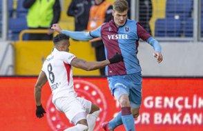 Sorloth Trabzonspor'a resmen veda etti