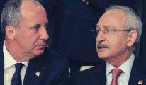 Kılıçdaroğlu ile İnce bir araya geldi