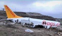 Karakutular çözüldü: Sabiha Gökçen'de parçalanan uçakta neler oldu?