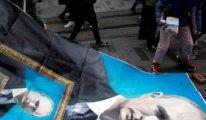 İstiklal Caddesi'nde Putin posterine izin çıkmadı