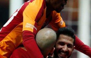 Galatasaray zirveye yürüyor: 1-0