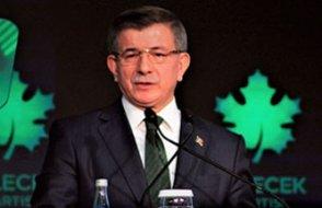 Davutoğlu: Bizden cesaret alanlar parti kurmaya başladı