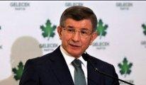 Davutoğlu: Pelikancılar, Adalet Bakanı'na da operasyon çekiyor