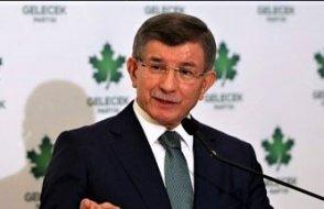 Davutoğlu'ndan kampanyaya eleştiri: Burada bir terslik yok mu?