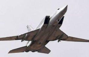 Rus bombardıman uçakları Karadeniz'de...