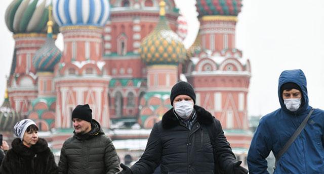 Rusya, Çin vatandaşlarına eğitim ve iş vizelerini askıya alıyor