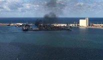 Türkiye'den Libya'ya silah taşıdığı iddia edilen gemide yeni gelişme