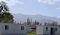 Bakan bölgeye bir daha uğramadı: Depremzedeler 11 aydır konteynerde