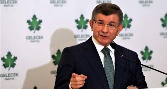 Davutoğlu: Bayramlaşmak istedik, reddettiler