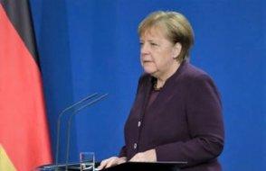 Merkel ırkçılığa savaş açtı
