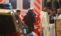 Almanya'da on binler ırkçı saldırıyı protesto etti