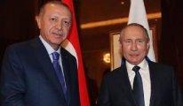 Erdoğan-Putin görüşmesi sonrası ilk açıklama