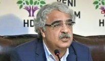 HDP Eş Genel Başkanı Sancar'dan 'yeni parti' açıklaması