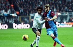 Beşiktaş evinde 2 puan kaybetti