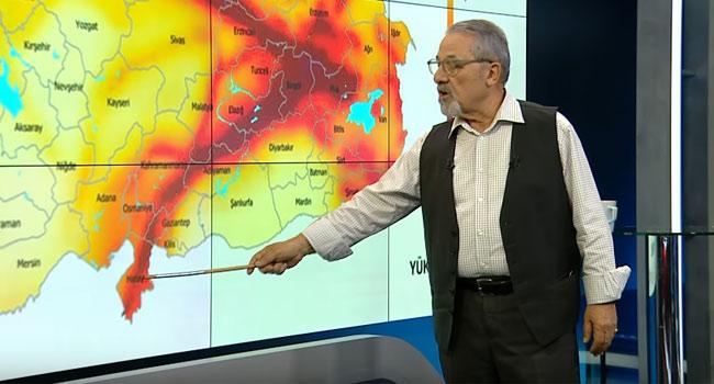 'İran depremi harekete geçirmiş olabilir'