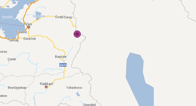 İran'da 5.9'luk deprem Van'da yıkıma yol açtı: 8 kişi hayatını kaybetti