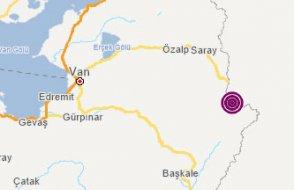 İran'da 5.9'luk deprem Van'da yıkıma yol açtı: 9 kişi hayatını kaybetti
