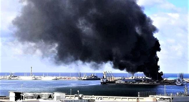 Libya'da şehit olan albay sessiz sedasız toprağa verildi!