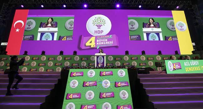 Kongredeki ana slogan: Acil görev demokrasi ittifakı