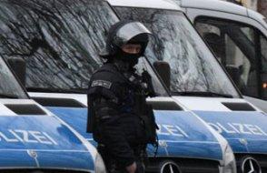 Almanya'da Türk esnafının yoğun olduğu sokağa kara para baskını!