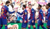 Barcelonalı futbolculara Koronavirüs testi...