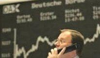 Almanya Borsası çöktü!